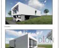 NOVOSTAVBA moderného rodinného domu