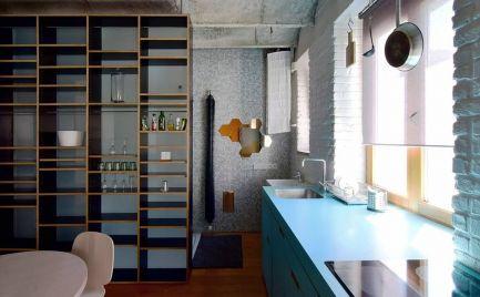 Prenájom veľký zaujímavý 1 izbový byt Prievozská ul. Ružinov
