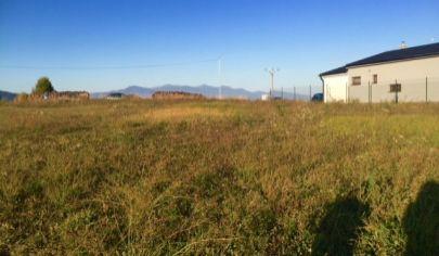 Predaj stavebný pozemok Trnovo 1080m2.okr.Martin