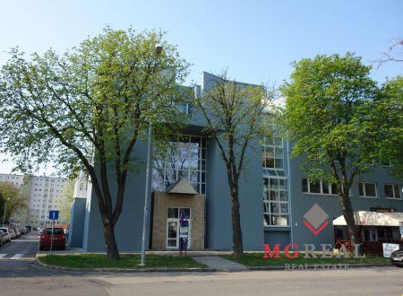 Lacné kancelárie, aj  výmerou, 16m2, Bratislava-Nové Mesto