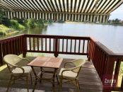 Predaj krásnej chaty priamo priamo pri jazere v Rudave