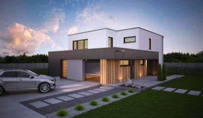 stavebný pozemok s výstavbou rodinného domu , Palárikovo