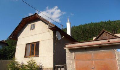 BRIEŠTIE 3 izb rod dom.pozemok 1193m2. okres Turčianske Teplice