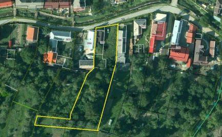 Stavebný pozemok  v obci Zubák exkluzívne