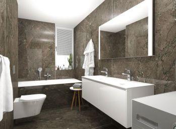 BA Drotárska cesta (Horský park) – výnimočné bývanie vo vile – byt 141 m2 + terasa 37 m2 + záhrada 251 m2.