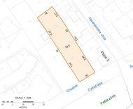 ZNÍŽENÁ CENA_Sládkovičovo, centrum (GA): Predaj lukratívneho stavebného pozemku 1377m2