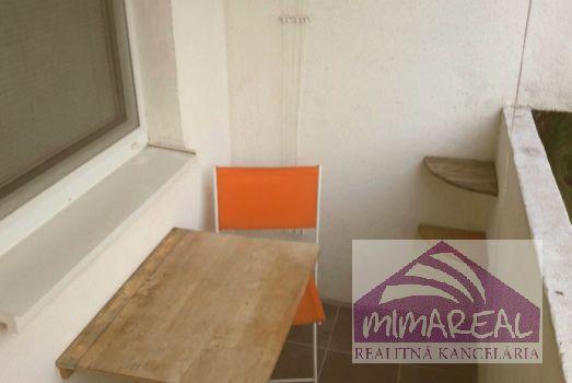 cabc3b097f Predaný!!2i zrekonštruovaný byt s loggiou na začiatku Dúbravky ...