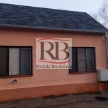 Na predaj rodinný dom v obci Suchohrad