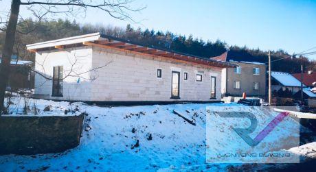 Na predaj novostavba nízkoenergetického rodinného domu - Kolačín