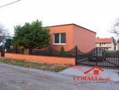 4 izbový rodinný dom, Lužianky - CORALI Real