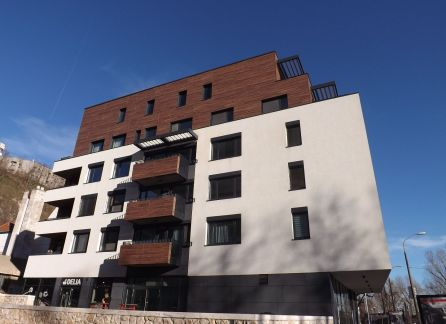 STARBROKERS - PRENÁJOM - 2 IZBOVÝ BYT V LUKRATÍVNEJ ŠTVRTI ZUCKERMANDEL S VÝHĽADOM NA DUNAJ / Vermietung  2-Zimmer Wohnung im Zuckermandel
