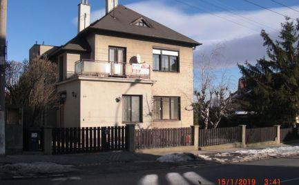 PREDAJ nadštandardného dvojdomu na Kolibe, Jeséniova, Bratislava - Staré Mesto