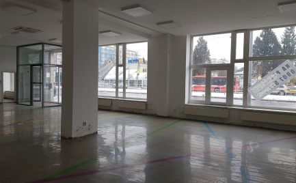 Obchodný priestor na prenájom, 200 m2, BA-m.č. Ružinov