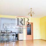 Priestranný 1-izbový byt v novostavbe na Budatínskej ulici v Petržalke