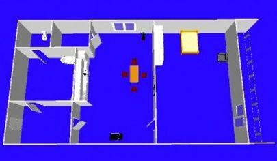 NOVÁKY veľkometrážny byt 1+1