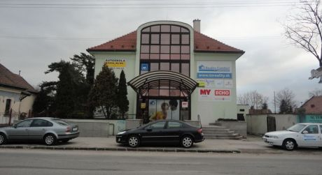 Na prenájom kancelária - priestor v Topoľčanoch