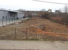 Stavebný pozemok v priemyselnej zóne, ul. Vihorlatská