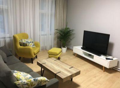 ART Real Estate - prenájom - 3 izbový byt na Leškovej ulici Bratislava – Staré mesto