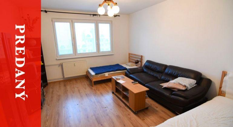 PREDANÝ: Predaj 3i bytu po čiastočnej rekonštrukcii na sídlisku Hájik - Žilina