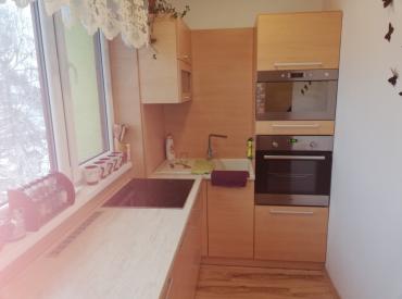 2 izbový byt komplet rekonštruovaný s lodžiou, KNM