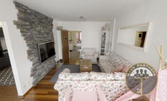 Nadštandardný 3-izb. byt v Prešove