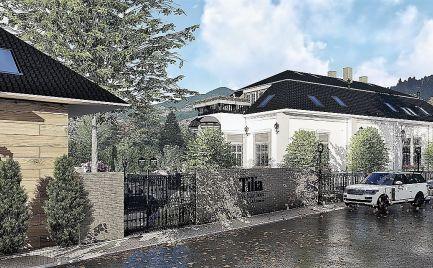 LIPTOVSKÁ TEPLÁ - TILLIA BOUTIQUE HOTEL, SPA & RESTAURANT 4*** VO VÝSTAVBE.