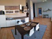 Luxusný 2 izbovy byt s terasou v centre Nitry na prenájom
