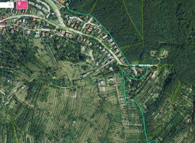Areté real, Predaj 679 m2 stavebného pozemku v krásnom prostredí v blízkosti lesa v Bratislave, časť Lamač