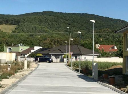Stavebný pozemok SPA RESORT(873 m2) Banka pri Piešťanoch