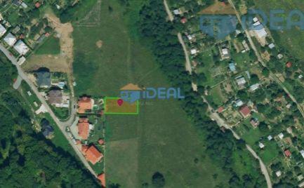 ZNÍŽENÁ CENA - Investičný stavebný pozemok v Prešove, časť Vydumanec