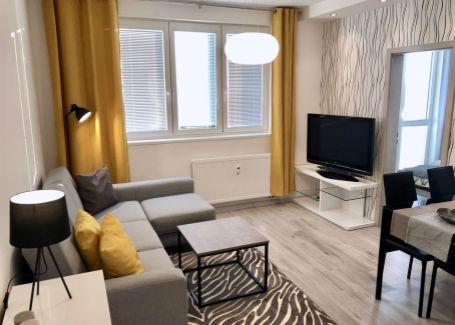 DELTA - Dizajnový 2 izbový byt, Muškátová, Ružinov, 43m2