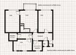 4 izb. byt, Legionárska ul., holobyt