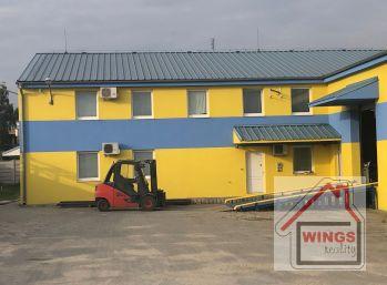 Administratívne, skladové, výrobné priestory na prenájom Sereď - Horný Čepeň
