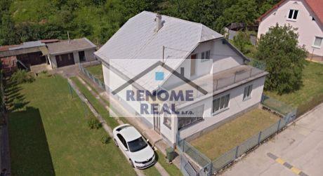 Na predaj 5 izbový rodinný dom v  Marčeku