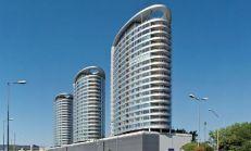 Prenájom2 izb. bytu v 3 vežiach, s krásnym výhľadom, zariadený,Bajkalská ul
