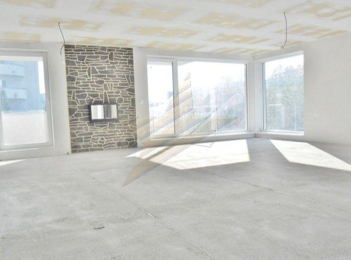 PREDANÉ - DROTÁRSKA CESTA, 3,5-i byt, 164 m2 - balkón 16 m2, NOVOSTAVBA, BÝVANIE V PRÍRODE, zaručené súkromie, PRESTÍŽNA LOKALITA HORSKÝ PARK