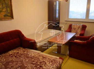 PRENÁJOM: 2 izb. byt, zariadený,Pankúchová ul , BA V – Petržalka,v blízkosti Ekonomickej univerzity