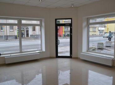 Na prenájom obchodný priestor 73 m2 na Malej Prahe, Žilina