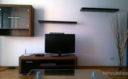 Na prenájom pekný 2 izbový byt s 2 loggiami Hrachová ul. Prievoz