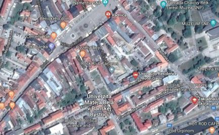 Tehlový 4 izbový byt 110 m2, s 2 lodžiami centrum B. Bystrice – cena  165 000€