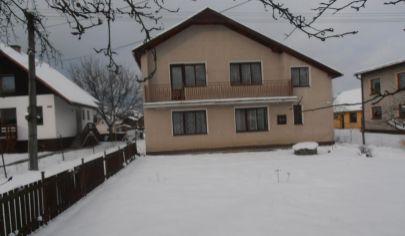 IVACHNOVÁ  5 izbový rodinný dom na pozemku 1325m2.okr.Ružomberok