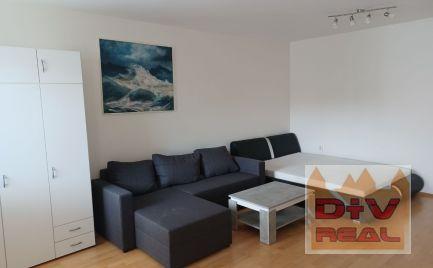 For rent: 1 bedroom apartment, Svetlá street, Bratislava I, Staré Mesto, furnished, loggia, spacious, living room up to 25m2