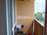Byt 1+1, 35m2, balkón, Legerského, Bratislava III, 500,-e vrátane energií