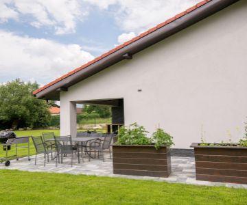 Novostavba rodinného domu Liptovská Ondrašová