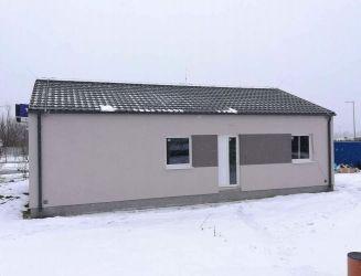 Budča – novostavba rodinného domu, pozemok 670 m2 – predaj