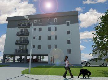 ***NOVINKA: Nový 3 izb. byt v bytovom dome PÁNSKE II. na ul. Cesta Mládeže!**