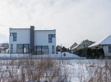 RD Višňové – holo stavba dvoj-domu