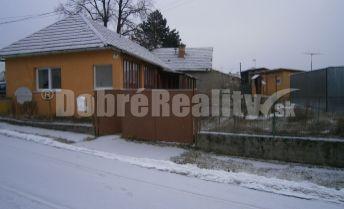 TOP cena! Rozprávkový rodinný dom na predaj v obci Jasová, Exkluzívne v Dobrých realitách!!!