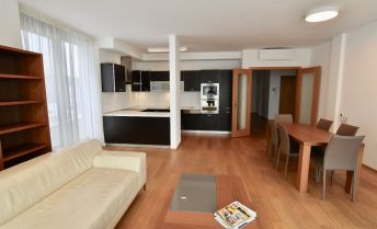 Prenájom, 4-izbový byt s terasou, Koliba
