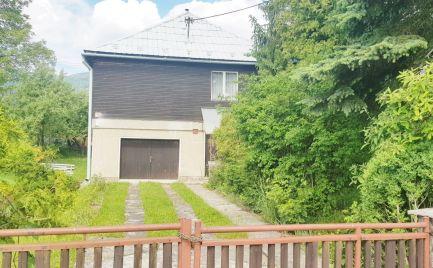 Rodinný dom 120 m2 s garážou v lokalite Martin - Stráne, pozemok 652 m2